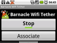 Barnacle Wifi Tether 0.6.7 Screenshot