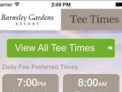 Barnsley Gardens Resort Tee Times 1.24.0 Screenshot