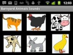 Barnyard Animals Sounds 3.0 Screenshot