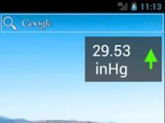 Barometer Widget 1.0.2 Screenshot
