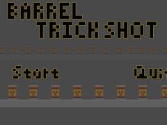 Barrel Trick Shot! 1.0.1 Screenshot