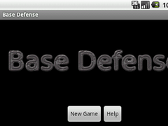 Base Defense 1.3 Screenshot