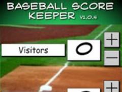 Baseball/Softball Score Keeper 1.1 Screenshot