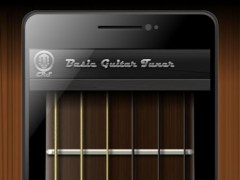 Basic Guitar Tuner 1.01 Screenshot