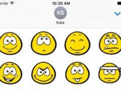 Basic Yellow Stickers 1.0 Screenshot