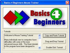 Basics 4 Beginners Mouse Tutorial 1.0 Screenshot