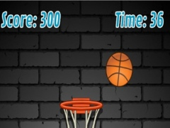 Basketball Adventure Game 1.0 Screenshot