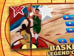 BASKETBALL LEGEND CHAMPIONS 1.0 Screenshot
