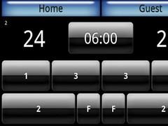 Basketball Score Gold 2.2.2 Screenshot