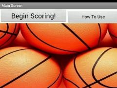 Basketball Scorekeeper 3.0 Screenshot