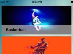 Basketball Wallpapers : Best HD Wallpapers 1.1 Screenshot