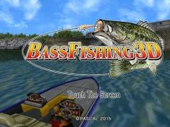 Bass Fishing 3D on the Boat HD 1.9.9 Screenshot