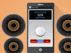 Bass Louder 1.0 Screenshot