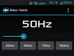 Bass Tester 2.0 Screenshot