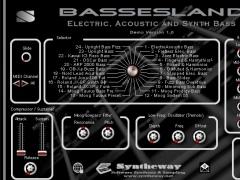 Bassesland Virtual Bass VSTi 1.0 Screenshot