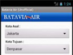 Batavia Air (Unofficial) 2.0 Screenshot