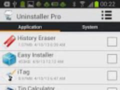 Batch Uninstall Pro 1.07 Screenshot