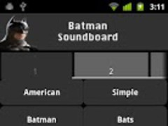 Batman Soundboard 1.0 Screenshot