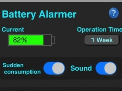 Battery Alarmer! 1.06 Screenshot