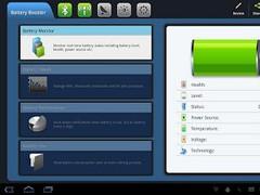 Battery Booster Tablet Version 3.9 Screenshot