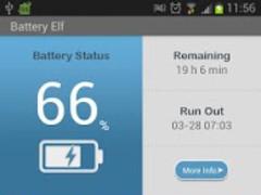 Battery Elf 2.1 Screenshot