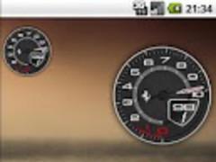 Battery Ferrari F12 Free 1.5 Screenshot