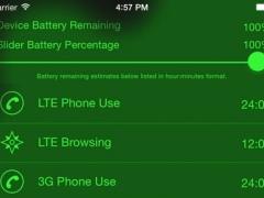 Battery Go! Plus ~ The Battery Management App 2.02 Screenshot