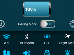 Battery Life Boost For Android 3.3 Screenshot