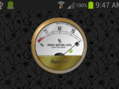 Battery Meter Widget 1.3 Screenshot