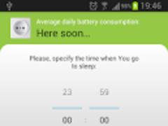 Battery reminder: AC Socket 1.5.7 Screenshot