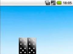 Battery Widget Domino 1.5 Screenshot