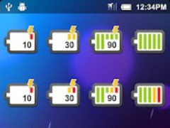 Battery Widget | Quick 1.0 Screenshot