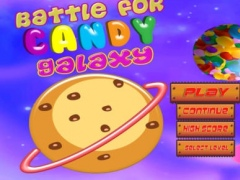 Battle for Sweet Candies Galaxy FREE - Extreme Outer Space Adventure Blast 1.0 Screenshot