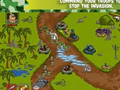 Battle of Zombies: Fort Protector 1.0 Screenshot