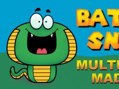 Battle Snake Game - Multiplayer Slithering 6.8 Screenshot