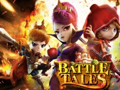 Battle Tales 1.3.1 Screenshot