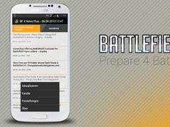 Battlefield 4 News 2.1.0 Screenshot