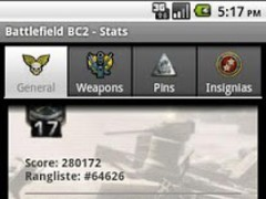 Battlefield Bad Company2 Stats 1.2 Screenshot
