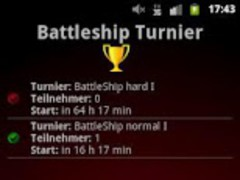 Battleship Tournament 1.1 Screenshot