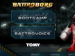 Battroborg Trainer 1.0.2 Screenshot