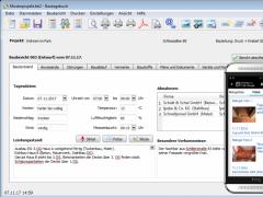 Bautagebuch fr Windows + Mac 2018 Screenshot