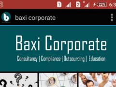 Baxi Corporate 3.8 Screenshot