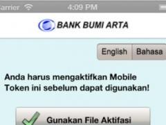 BBA Token 1.0 Screenshot