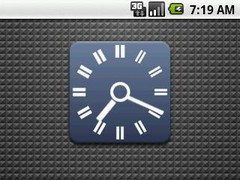 BBC Clock Widget 2x2 1.0 Screenshot