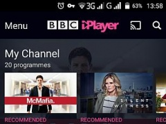 Review Screenshot - Watch Live TV on Your Android Device