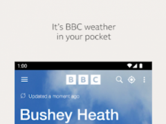 BBC Weather  Screenshot