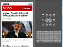 BBC World News 1.1 Screenshot