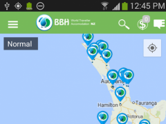 BBH Travel NZ 3.5.1 Screenshot