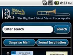 BbPitch - Big Band Sheet Music 1.0.1 Screenshot