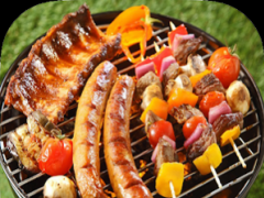 BBQ Grill Cooker-Cooking Game 1.2 Screenshot